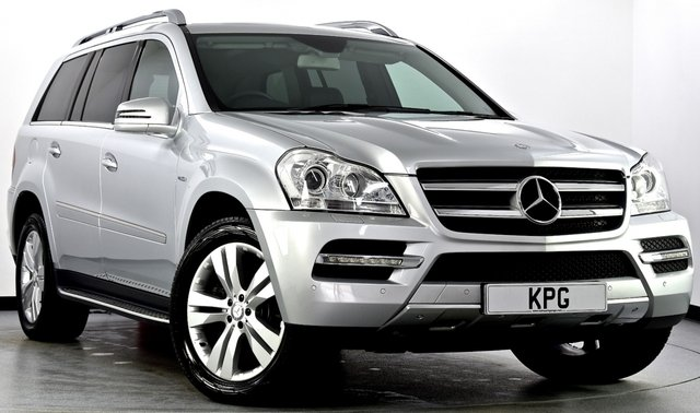 View our MERCEDES-BENZ GL CLASS