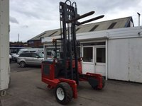 USED 1970 MOFFETT ALL MODELS Moffett Mounty Rough Terrain Forklift