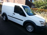 2011 FORD TRANSIT CONNECT 1.8 T200 LR 1d 74 BHP £2600.00