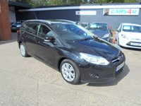 2013 FORD FOCUS 1.6 EDGE ECONETIC TDCI 5d 104 BHP £4390.00
