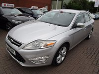 USED 2011 61 FORD MONDEO 1.6 TITANIUM X TDCI 5d 114 BHP GREAT SPEC IN NEW MODEL
