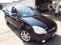 2009 KIA RIO 1.4 BLACK 5d 96 BHP £2695.00