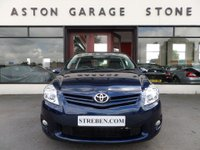 USED 2012 12 TOYOTA AURIS 1.3 TR VVT-I 5d 101 BHP ** TRADE SALE ** ** TRADE SALE P/X TO CLEAR * FULL  SERVICE HISTORY **