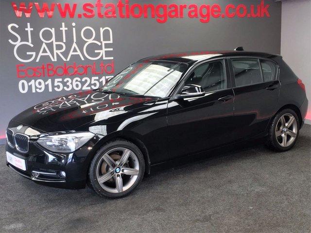 2011 61 BMW 1 SERIES 1.6 116I SPORT 5d 135 BHP TURBO