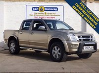 USED 2005 55 ISUZU RODEO 3.0 MAX TD 4X4 D/C  Comprehensive History 8 Stamps 0% Deposit Finance Available
