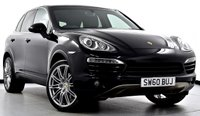 USED 2011 60 PORSCHE CAYENNE 3.0 TDI V6 Tiptronic S AWD 5dr  Full Porsche Service History