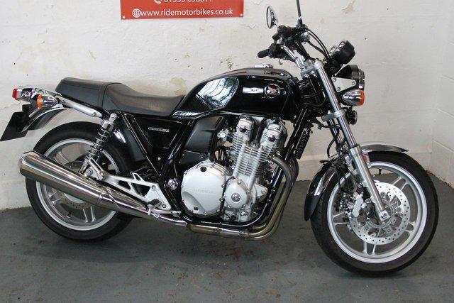 2013 63 HONDA CB1100