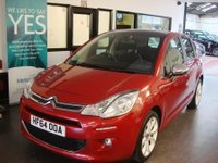 2014 CITROEN C3 1.2 SELECTION 5d 80 BHP £5495.00