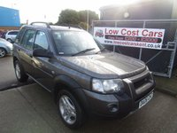 2006 LAND ROVER FREELANDER 2.0 TD4 FREESTYLE 5d AUTO 110 BHP £3695.00