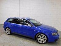 2004 AUDI S4 AVANT 4.2 Quattro 5dr £8191.00