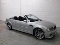 2005 BMW M3 3.2 M3 Sequential 2dr £10991.00