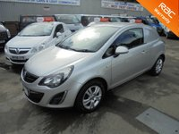 USED 2013 63 VAUXHALL CORSA Sportive 1.3 CDTi 16v 95 BHP 6 Speed *VAUXHALL OWNED FROM NEW*