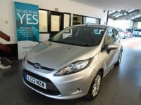 USED 2012 12 FORD FIESTA 1.4 STYLE 3d AUTO 96 BHP Privately owned, automatic gearbox, June 2019 MOT