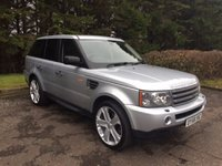 USED 2009 58 LAND ROVER RANGE ROVER SPORT 2.7 TDV6 SPORT HSE 5d AUTO 188 BHP 6 MONTHS PARTS+ LABOUR WARRANTY+AA COVER