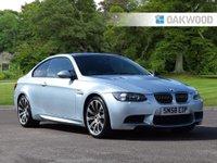 2008 BMW M3 4.0 M3 2d 415 BHP £18995.00