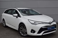 2016 TOYOTA AVENSIS 1.6 D-4D BUSINESS EDITION 5d 110 BHP £12995.00