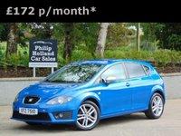 2012 SEAT LEON 2.0 CR TDI FR 5d 140 BHP £8495.00