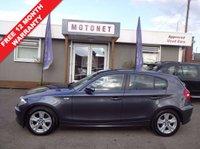 2008 BMW 1 SERIES 2.0 118I SE 5DR AUTOMATIC  £4840.00