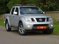 2011 NISSAN NAVARA 2.5 DCI TEKNA 4X4 DCB 1d AUTO 188 BHP £10990.00