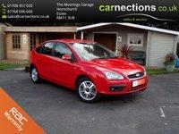 2007 FORD FOCUS 1.6 GHIA 16V 5d AUTO 101 BHP £2295.00