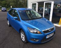 USED 2010 60 FORD FOCUS 1.6 TDCI ZETEC 110 BHP THIS VEHICLE IS AT SITE 1 - TO VIEW CALL US ON 01903 892224