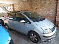 2002 SEAT ALHAMBRA 1.9 SE TDI TIPTRONIC 5d AUTO 114 BHP - READ ADVERT CAREFULLY £325.00
