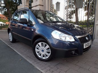 View our FIAT SEDICI