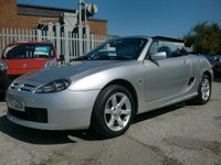 USED 2005 05 MG TF 1.8 135 2d 135 BHP FANTASTIC EXAMPLE 53,000 MILES