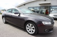USED 2011 11 AUDI A5 2.0 SPORTBACK TDI QUATTRO SE 5d 168 BHP LOW DEPOSIT OR NO DEPOSIT FINANCE AVAILABLE.