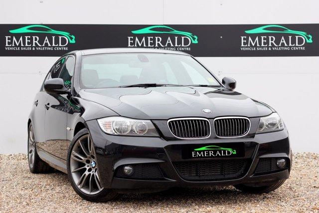 2011 60 BMW 3 SERIES 2.0 320D SPORT PLUS EDITION 4d 181 BHP