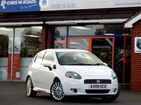 USED 2009 09 FIAT GRANDE PUNTO 1.4 SPORTING T-JET 16V 3d 118 BHP *ONLY 9.9% APR*
