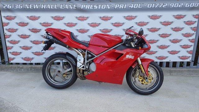 2002 DUCATI 996 Mono Super Sports