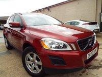 2012 VOLVO XC60 2.0 D4 SE NAV 5d 161 BHP £10990.00