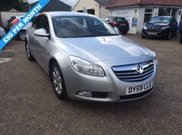 USED 2009 59 VAUXHALL INSIGNIA 1.8 SRI 5d 140 BHP ** NOW SOLD ** NOW SOLD **