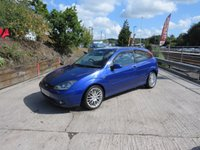 USED 2004 04 FORD FOCUS 2.0 ST 170 3d 173 BHP