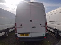 USED 2013 13 MERCEDES-BENZ SPRINTER 2.1 313 CDI LWB 1d 129 BHP