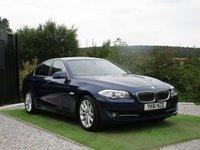 USED 2011 61 BMW 5 SERIES 2.0 520D SE 4d 181 BHP