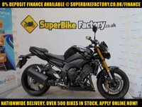 USED 2012 12 YAMAHA FZ8 800cc 0% DEPOSIT FINANCE AVAILABLE GOOD & BAD CREDIT ACCEPTED, OVER 500+ BIKES IN STOCK