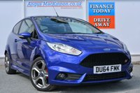 USED 2014 64 FORD FIESTA 1.6 ST-3 3d 180 BHP KEYLESS ENTRY