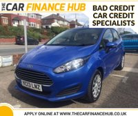 USED 2013 13 FORD FIESTA STYLE TDCI