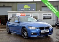 USED 2014 14 BMW 3 SERIES 2.0 320D M SPORT TOURING 5d 181 BHP ££££'s of Extras