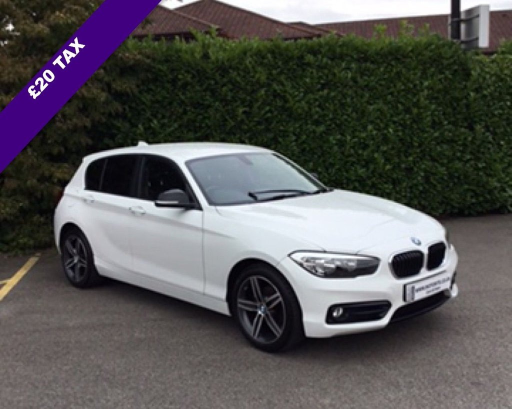 BMW Series D Sport - Bmw 1 series 2015