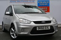 USED 2011 60 FORD C-MAX 1.6 ZETEC TDCI 5d 108 BHP REAR PARKING AID