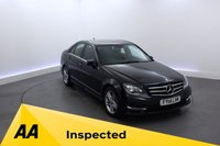 USED 2014 14 MERCEDES-BENZ C CLASS 2.1 C250 CDI AMG SPORT EDITION 4d AUTO 202 BHP 1 OWNER - FULL SERVICE HISTORY