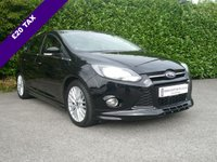 USED 2012 62 FORD FOCUS 1.6 ZETEC S TDCI 5d 115 BHP