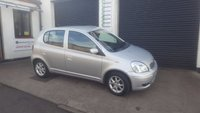 2005 TOYOTA YARIS 1.3 COLOUR COLLECTION VVT-I 5d 86 BHP £1850.00