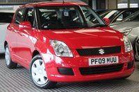 USED 2009 09 SUZUKI SWIFT 1.3 GL 5d 91 BHP