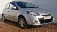 USED 2009 59 RENAULT CLIO 1.1 DYNAMIQUE TCE 3d 100 BHP