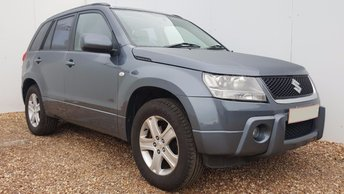 View our SUZUKI GRAND VITARA