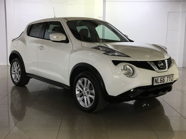 View our 2016 66 NISSAN JUKE 1.5 N-CONNECTA DCI 5d 110 BHP